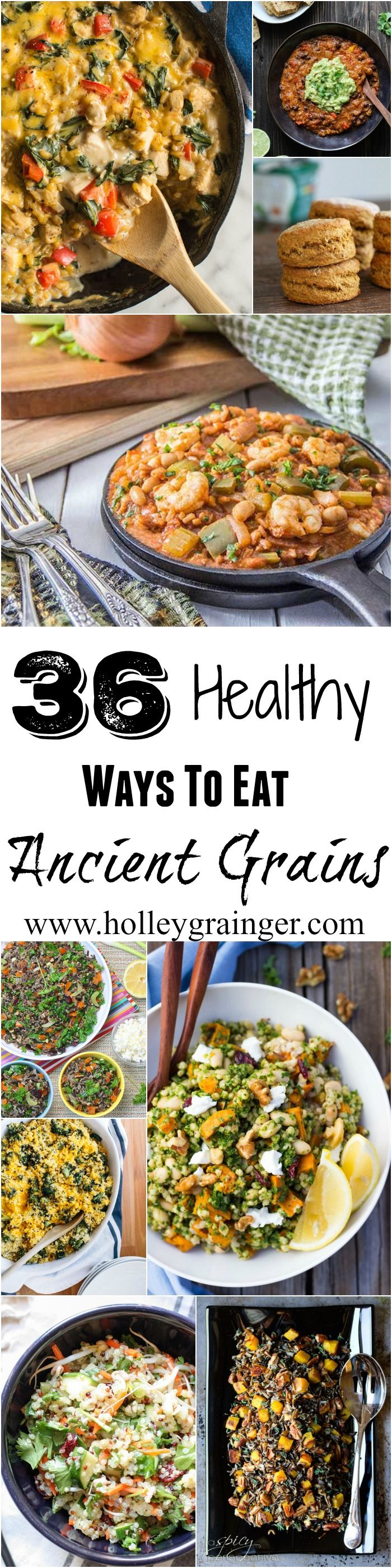 36 Healthy Ways To Eat Ancient Grains