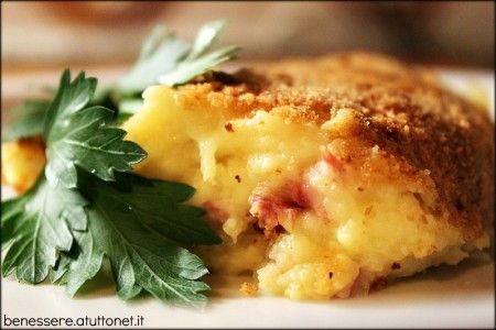 Gateau di patate: ricetta semplice