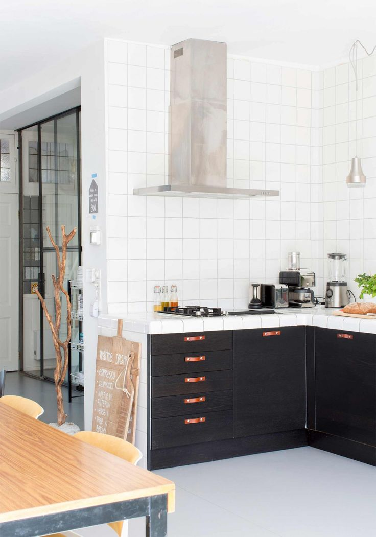 Glazen Achterwand Keuken Zaandam : 17 beste ideeën over Oud Huis Verbouwen op Pinterest