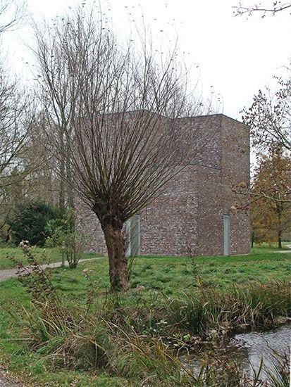 Erwin Heerich - Turm Museum Insel Hombroich (Neuss)