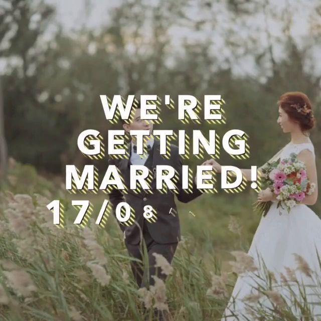 Foto undangan pernikahan oleh Undangan Video