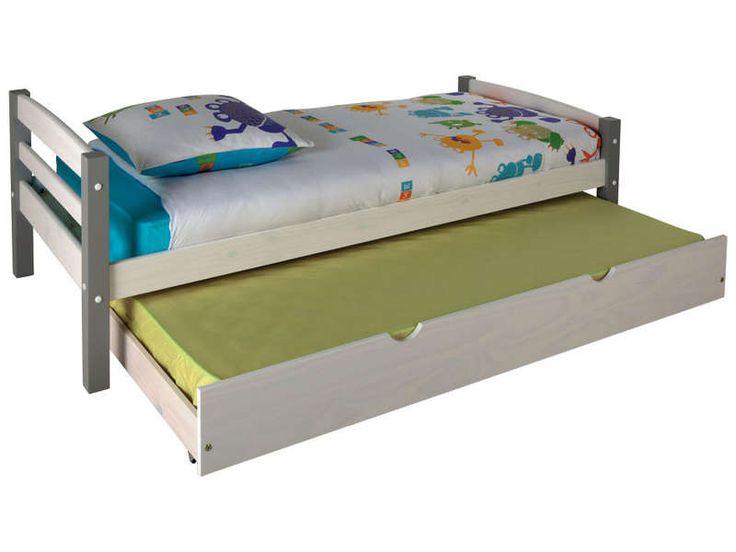 25 b sta lit enfant conforama id erna p pinterest conforama lustre chamb - Lit superpose 90x140 ...