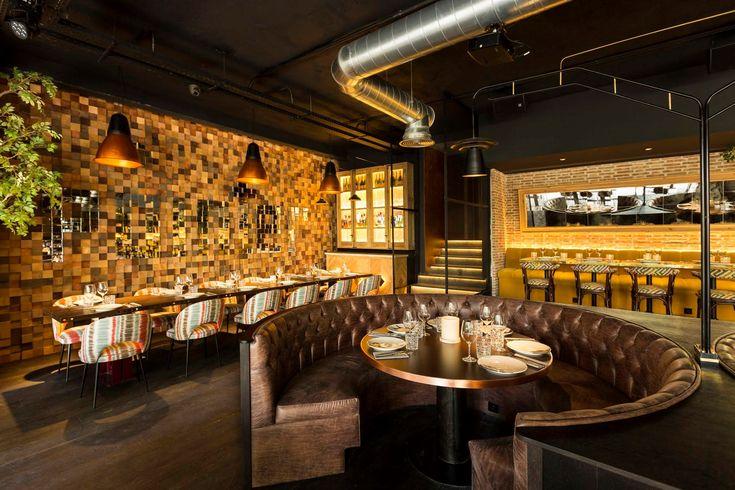 ¿Se te quedan cortos los típicos restaurantes de la capital? Tus noches no volverán a ser igual con esta lista de restaurantes de moda 2017 en Madrid