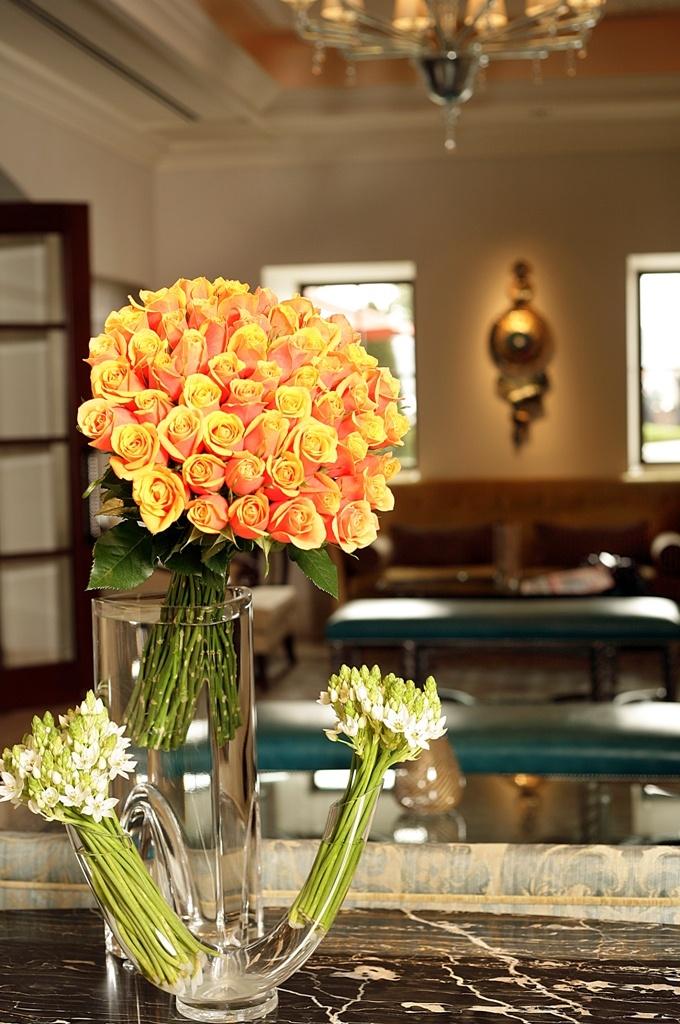 Orange will make you energetic #FSBosphorus #flower #decoration