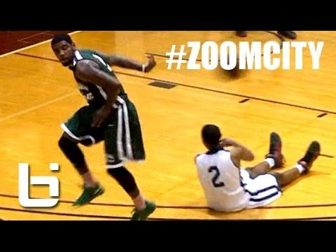Kyrie Irving Is a Killer With The Crossover & Ball Handling Wizard! #ZoomCity - YouTube