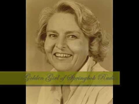 In Memoriam: Bea Reed, golden girl of Springbok Radio #tribute #archives #radio