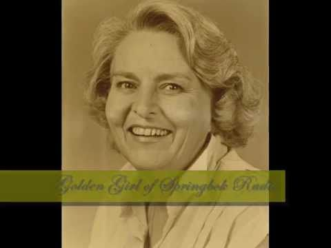 Bea Reed, The Golden Girl of Springbok Radio- Springbok Radio Archives - South African Friends