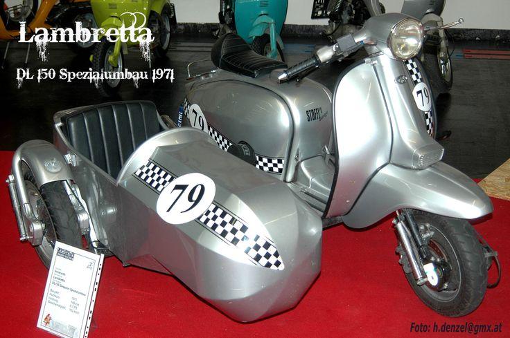Lambretta DL 150 Spezialumbau 1971