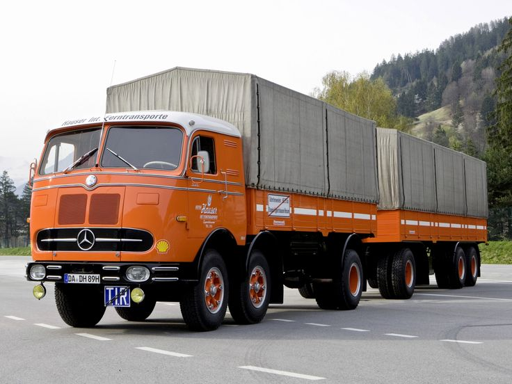 Mercedes-Benz LP333