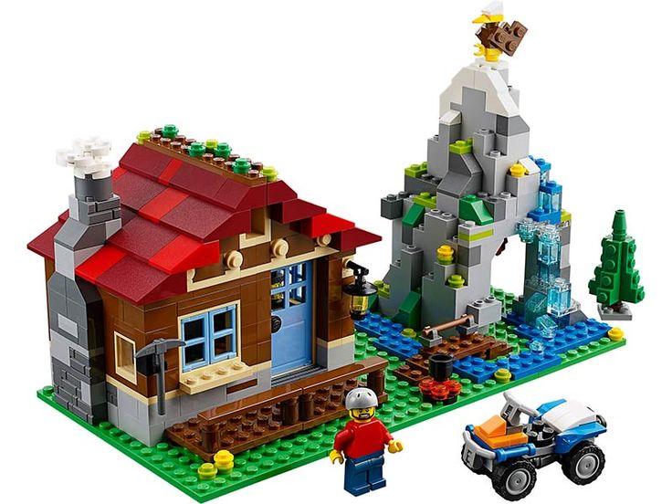 Mountain Hut (31025)