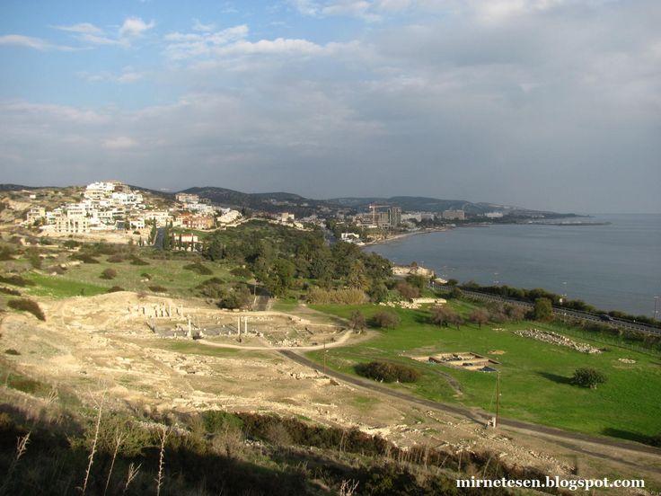 The ruins of Amathus, Cyprus / Руины древнего города Аматус, Кипр #Cyprus #Amathus #Limassol