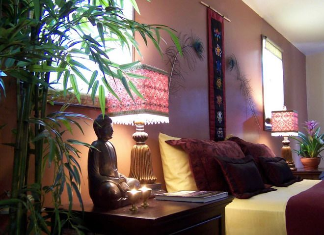 feng shui bedroom accents - Feng Shui Bedroom Decorating Ideas