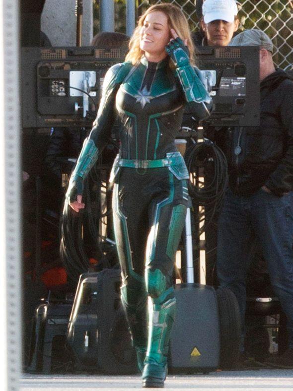 Pin By Alexia Da Mata On Marvel Captain Marvel Costume Captain Marvel Captain Marvel Trailer Brie larson will play captain. pinterest