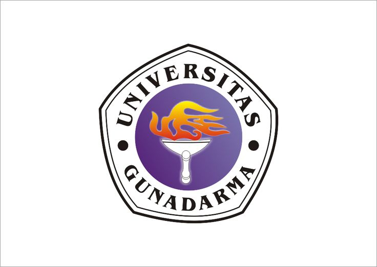 Universitas Gunadarma Logo Vector Download