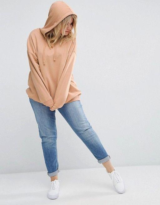 ASOS Curve | ASOS CURVE Ultimate Pullover Hoodie