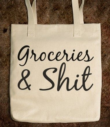 We should make these instead of aldi bags lol