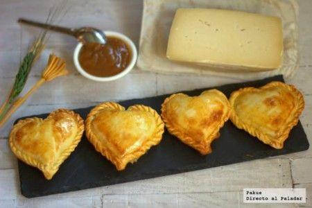 recetas de San Valentín para hacer con los peques