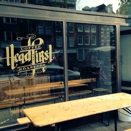 Headfirst Coffee lounge