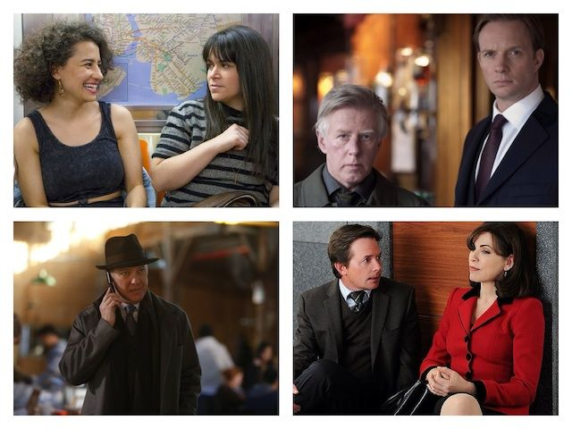Seven Shows to Binge Watch Before Network TV Returns...
