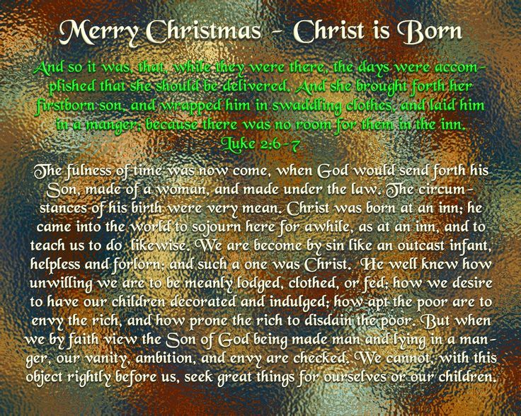 17 Best images about BIBLE VERSES on Pinterest | Old ... Merry Christmas Christ Is Born