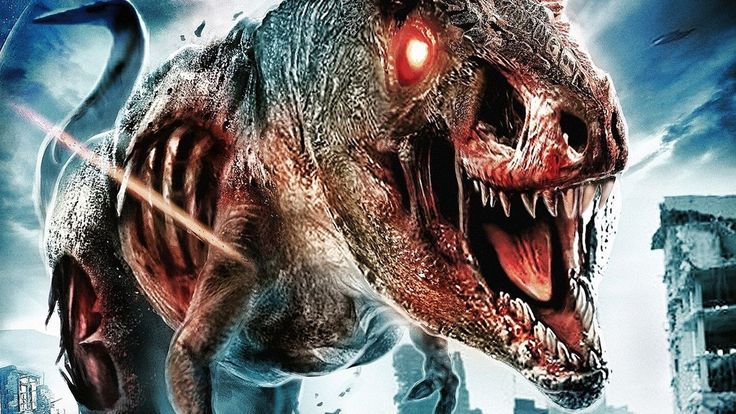 "Zombie Dinosaurs Attack in Trailer for ""The Jurassic Dead""!"