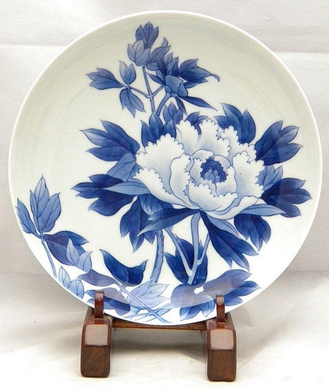 pinterest Japanese plates | Japanese Nabeshima Plate. | Plates