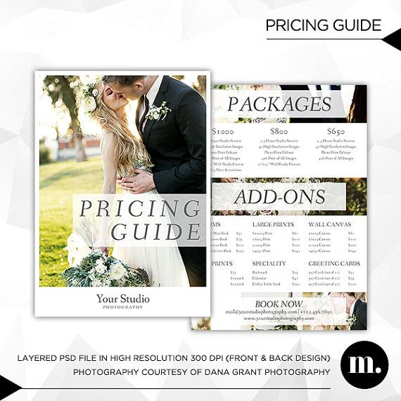 16 best marketing bundle images on Pinterest Card templates - best of photographer gift certificate template