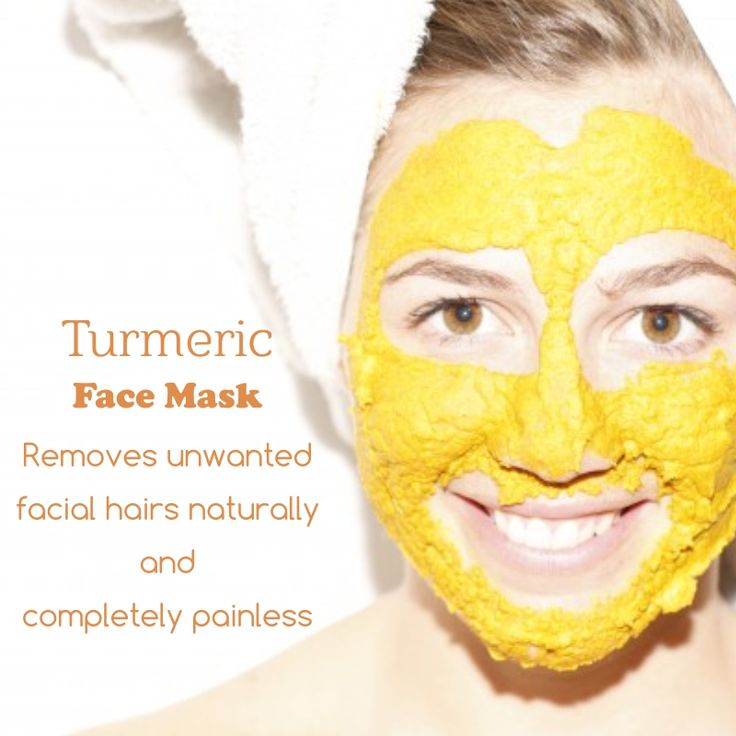 Are you looking for a solution to get rid of facial hairs naturally? Use Turmeric face pack that promise you to give desired results without any skin irritation.  How to prepare the mask: Blend turmeric powder with normal water and apply the paste on an affected area and let it dry. Then, wash your face with lukewarm water and use the treatment frequently. ‪#‎VegetaPersonalCare‬