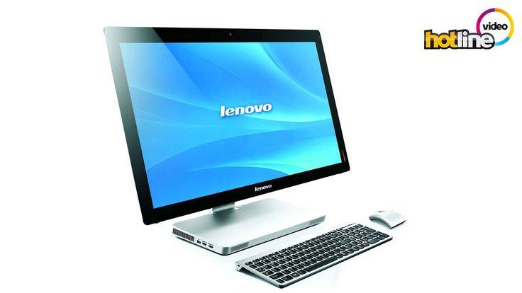 Обзор моноблока Lenovo IdeaCentre A730
