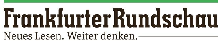 Frankfurter Rundschau logotype