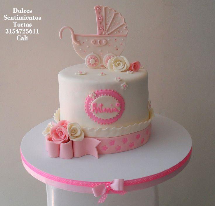 Torta celebración Baby Shower  Cotización y pedidos  Whatsapp ts : 3154725611 Cali Hermosas y deliciosas