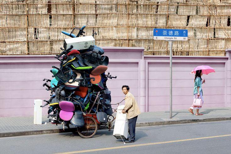 Les totems chinois d'Alain Delorme - La boite verte