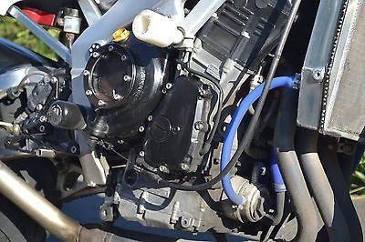 Yamaha R1 2001 Streetfighter custom Cafe Racer Bobber
