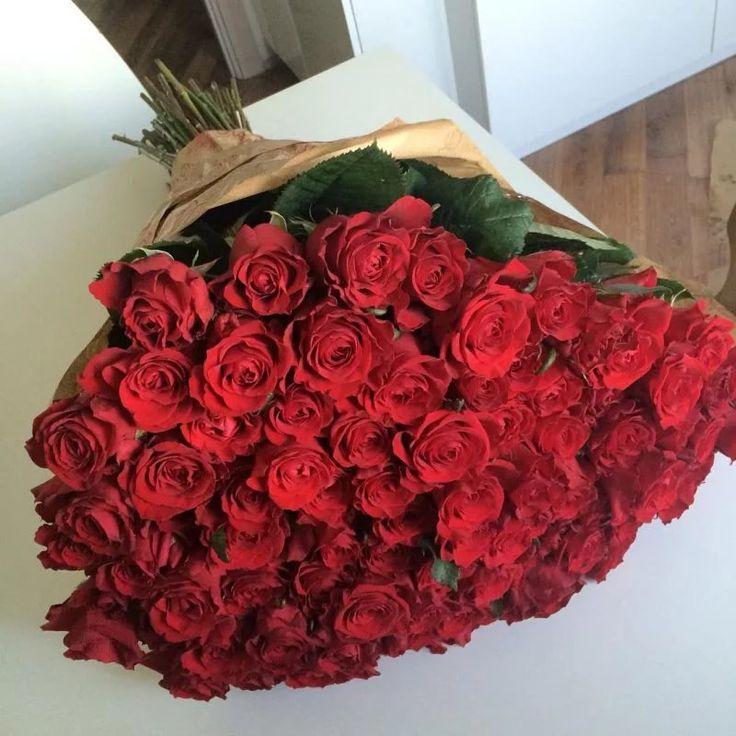 Картинка большой красивый букет роз