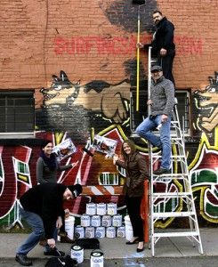 ARTS & CULTURE: St. Catharines welcomes urban artists to Graffiti Jam, Sunday