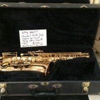 Alto Saxophone for sale www.postyourpiece.com