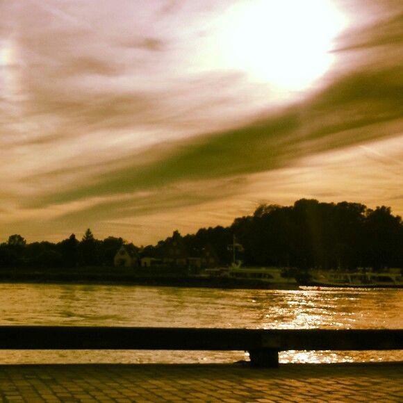 chillen aan de ijssel @ Deventer