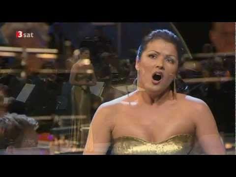 Anna netrebko casta diva musica pinterest opera watches and anna - Casta diva youtube ...