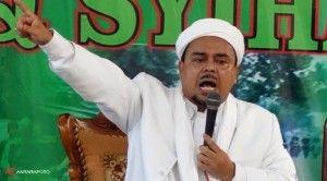 Habib Rizieq: Aneh Memusuhi Komunisme kok Dianggap Anti Pancasila?  AntiLiberalNews | Era Muslim  Imam Besar Front Pembela Islam (FPI) Habib Rizieq Syihab saat ini sedang diserang dari berbagai penjuru oleh mereka yang tidak menyukai sosok pembela Al-Haq ini. Beliau disangkut-pautkan paksa dengan beberapa kasus salah satunya dituding secara subyektif sebagai orang yang anti NKRI dan penebar kebencian.  Terkait tudingan tersebut Habib Rizieq pun angkat bicara dengan mengungkapkan bahwa…