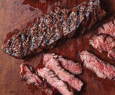 My new favorite steak - flap meat (aka sirloin tips)