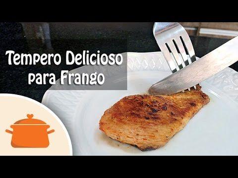 Tempero Delicioso para Frango | Panelaterapia