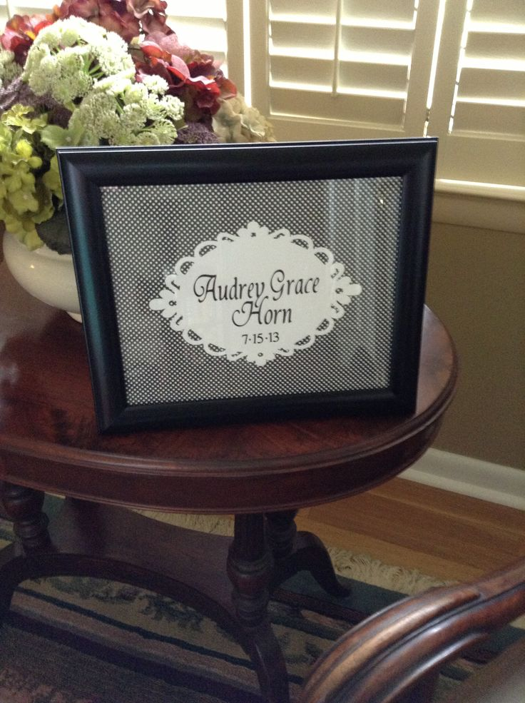 Baby Gift Ideas For Adoption : Best images about cricut gift ideas on
