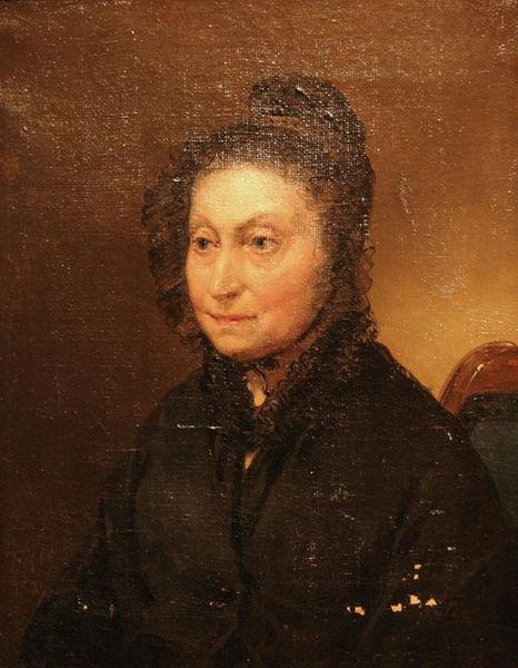Retrato de MME,viuda de Ourador.