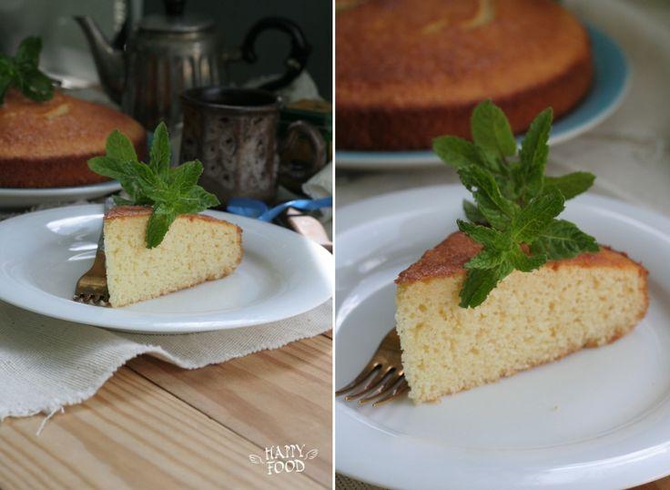 Маслянно-ванильный кекс