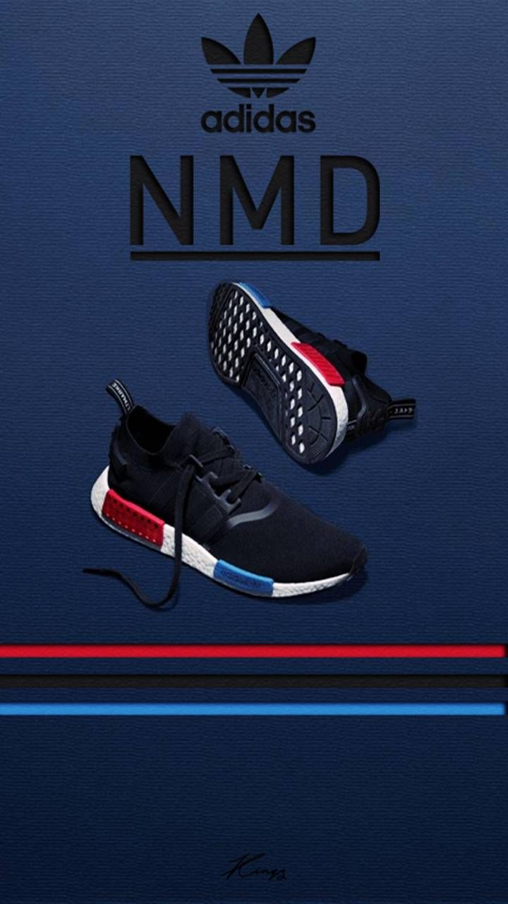 Adidas Nmd Wallpaper | Logo Wallpaper