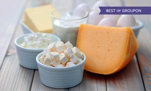 Groupon - Cheese Making Class For One or Two from £32 at Smart Cookery School (Up to 78% Off)  in Multiple Locations. Groupon deal price: £32