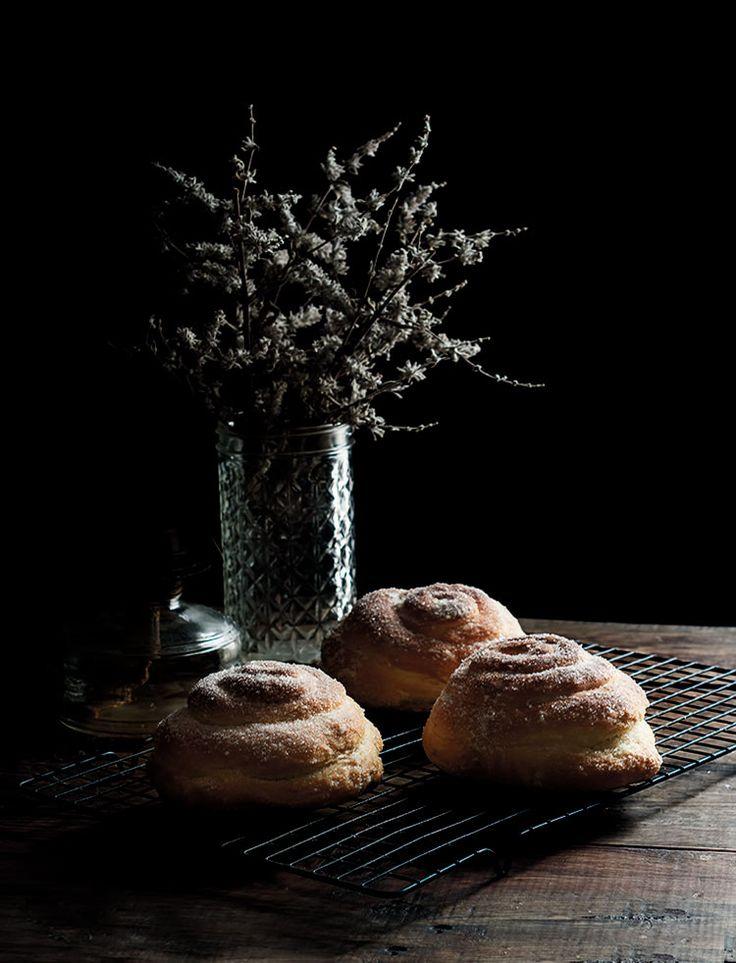 Novias (pan dulce mejicano)