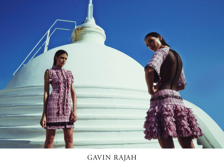 GAVIN RAJAH COUTURE CAMPAIGN 2015