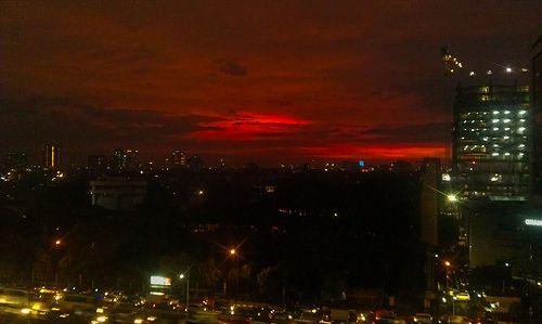 #Sunset #Indonesia
