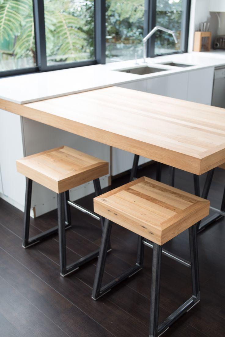 Greytown kitchen - Karndean flooring